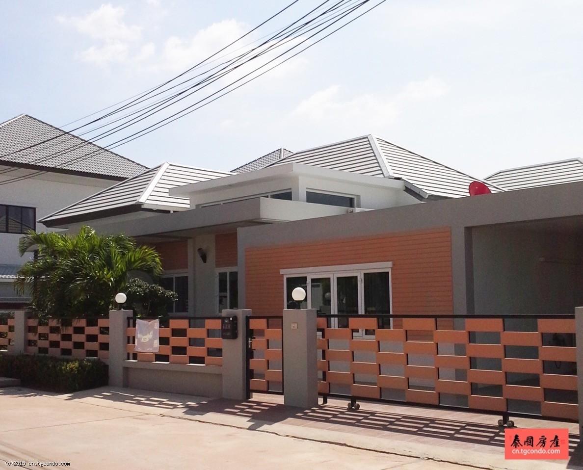 泰国芭提雅私家泳池别墅出租