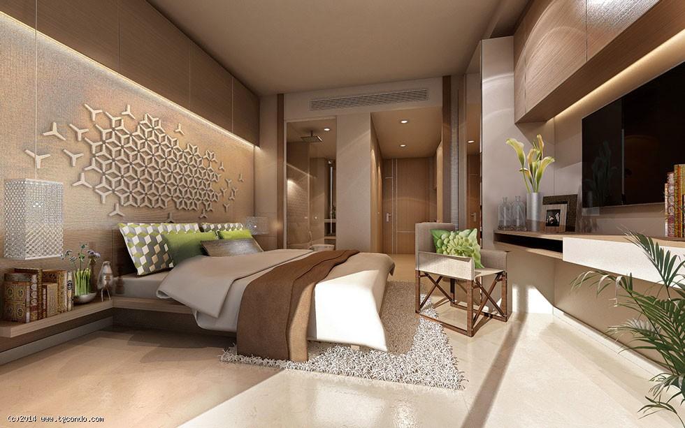 The Riviera Wongamat泰国芭提雅里维拉海景公寓
