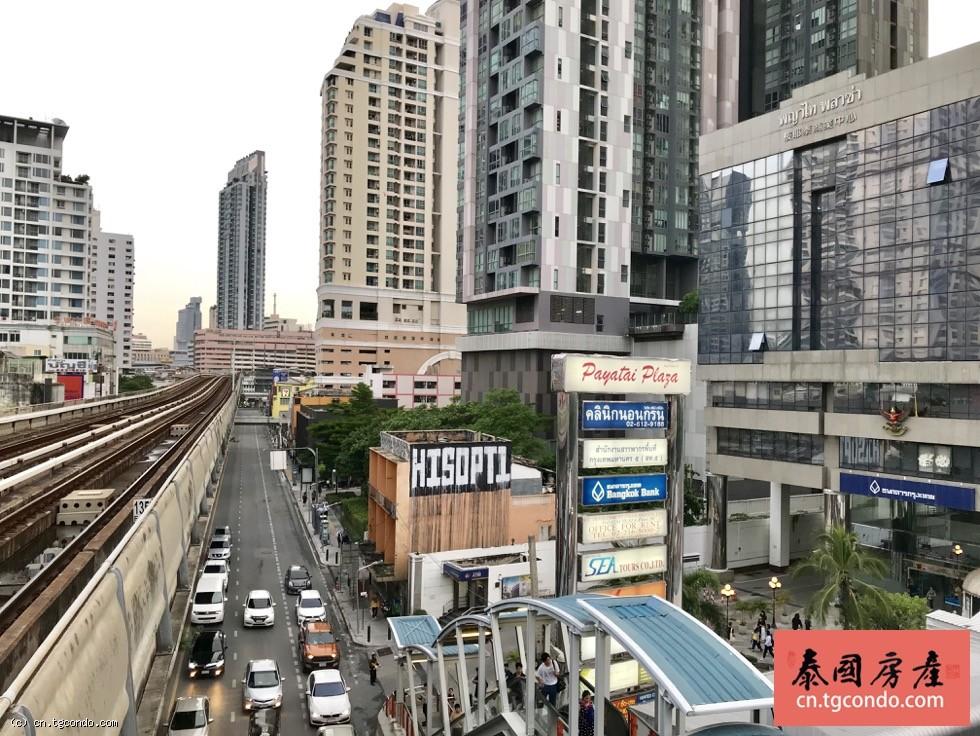 泰国曼谷暹罗商圈永久产权写字楼出售