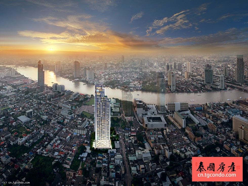 Rhythm Charoenkrung Pavillion泰国曼谷湄南河景高层期房