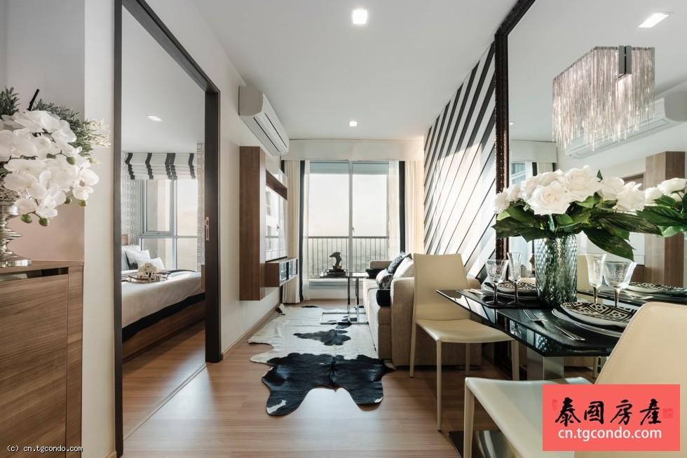曼谷RHYTHM Sathorn金融中心沙吞节奏公寓促销单元