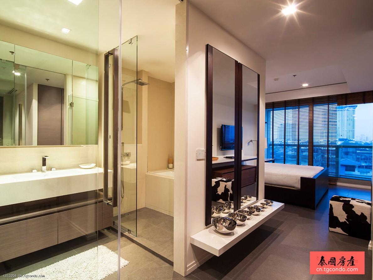 泰国曼谷房地产:The River豪华湄南河景公寓, 仅剩2套