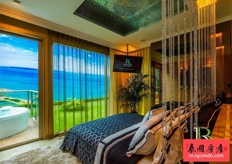 The Riviera Monaco泰国芭提雅中天海滩里维拉3期摩纳哥公寓
