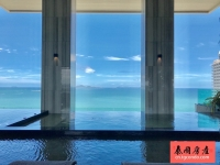 泰国芭提雅公寓里维拉高层海景 Riviera Wongamat