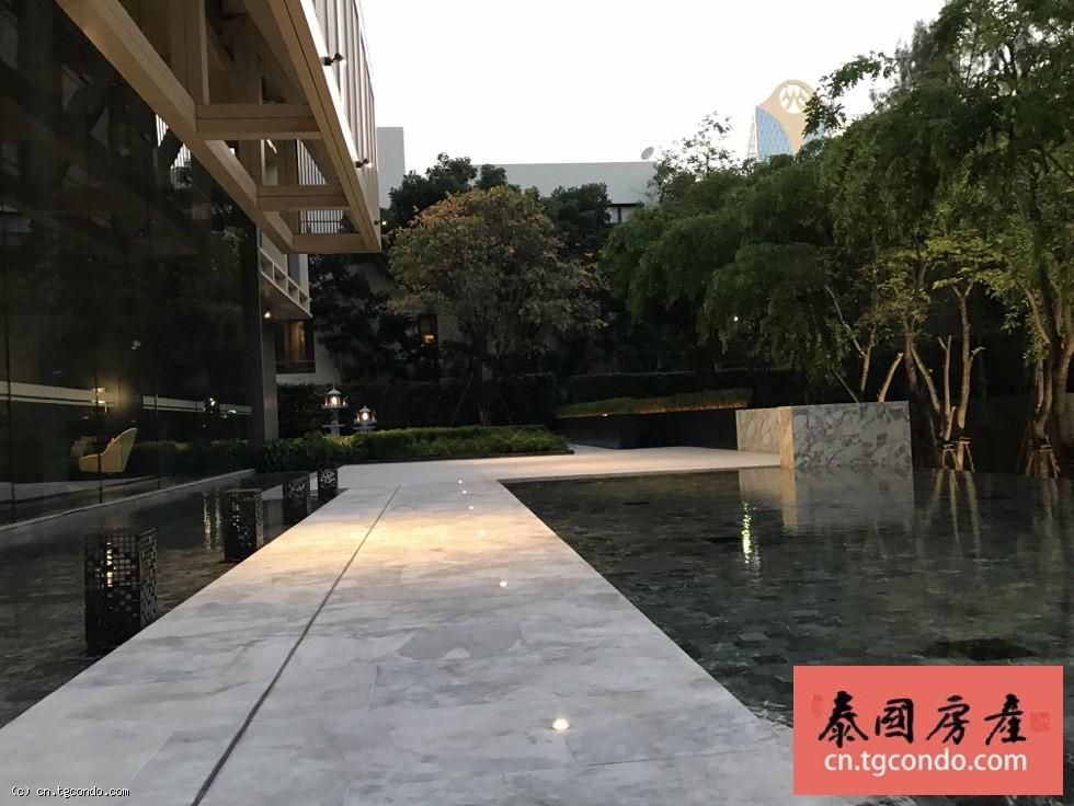 Sindhorn Residence 泰国曼谷无线路豪华公寓