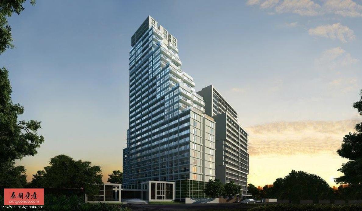 泰国芭提雅南点大厦,买房送20年签证 Southpoint Pattaya