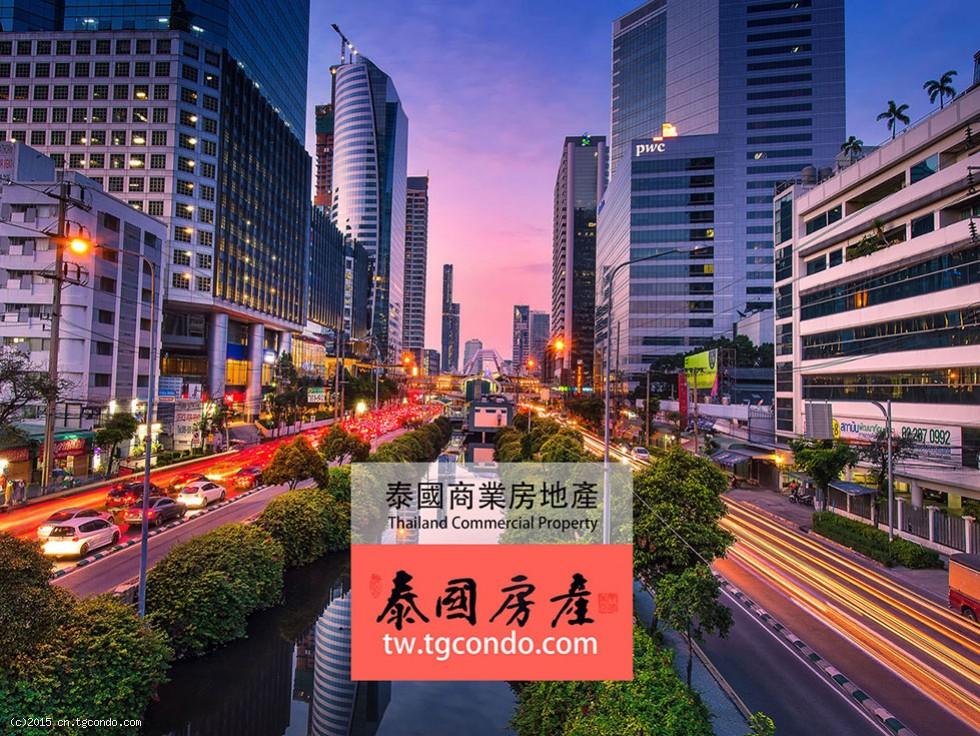 泰国曼谷永久产权商铺出售,沙吞金融区精华地段