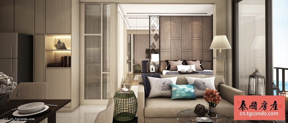 The Aristo 泰国普吉岛苏林海滩酒店公寓