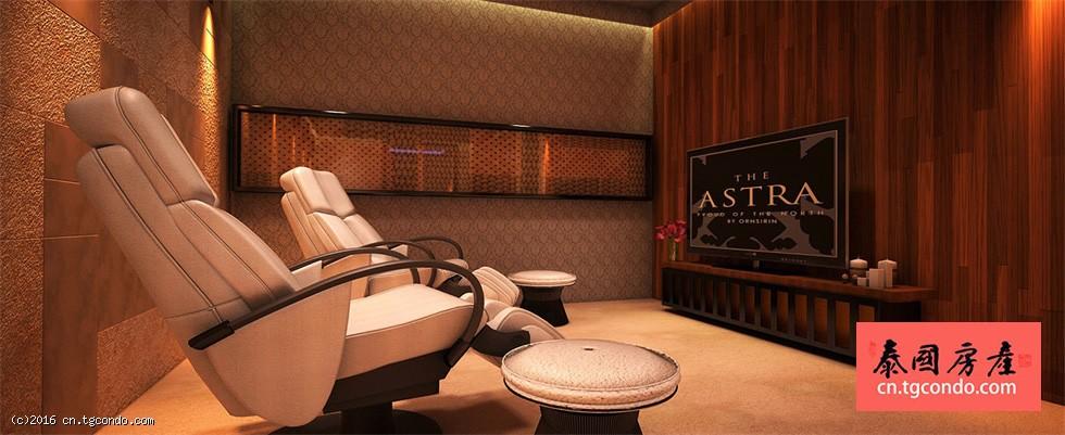 泰国清迈市中心高端楼盘The Astra Condo