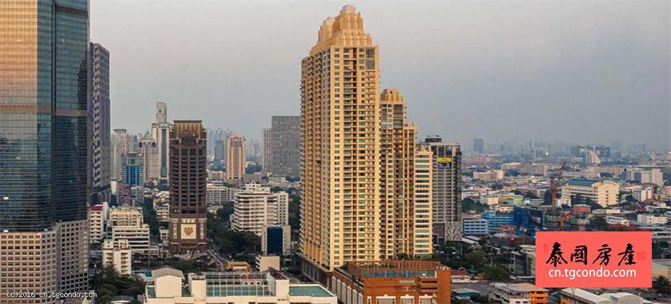 曼谷沙吞帝国广场公寓 The Empire Place