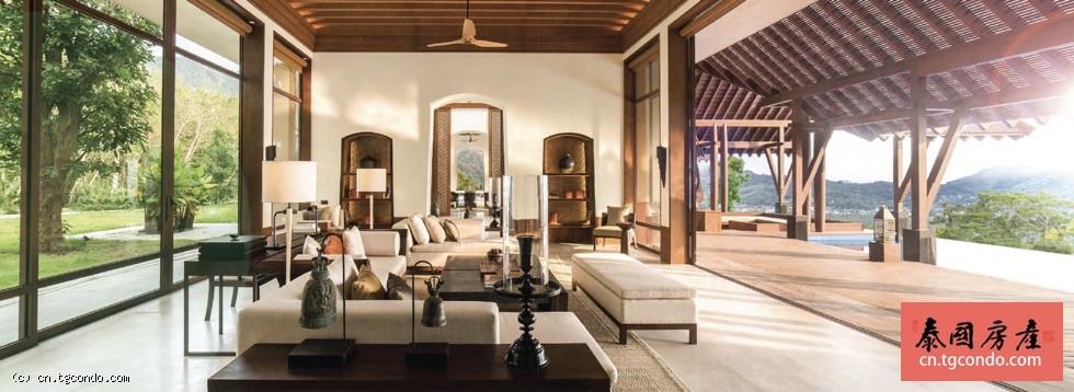 MontAzure 泰国普吉岛奢华海景别墅
