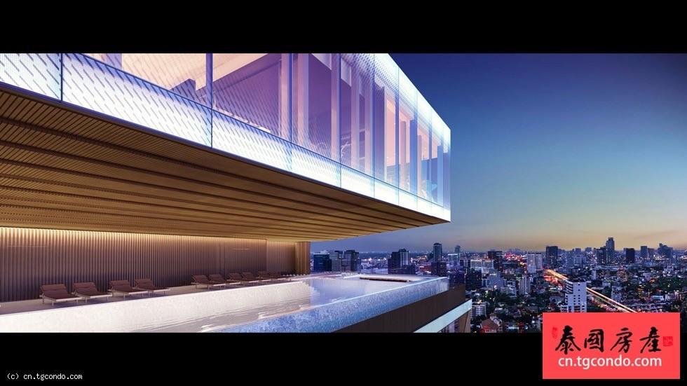 The FINE Bangkok Thonglor-Ekkamai 泰国曼谷通罗区日式高层豪华楼盘