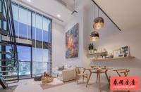 The Lofts Silom 泰国曼谷是隆路公寓低价转售, 46平大一房