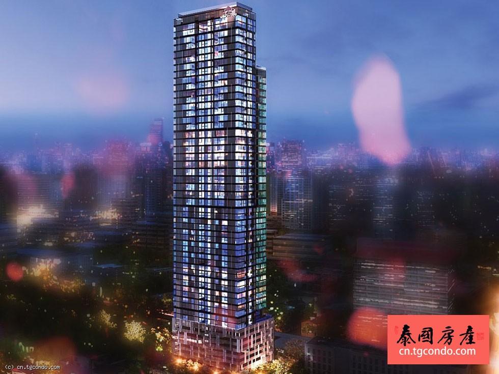 全网最低价!The Lofts Silom曼谷是隆路49平米大一房特价单元!