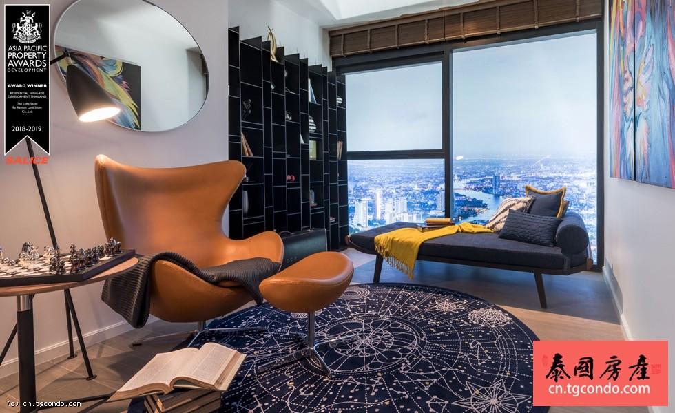 最低特价!The Lofts Silom 泰国曼谷是隆挑高复式公寓