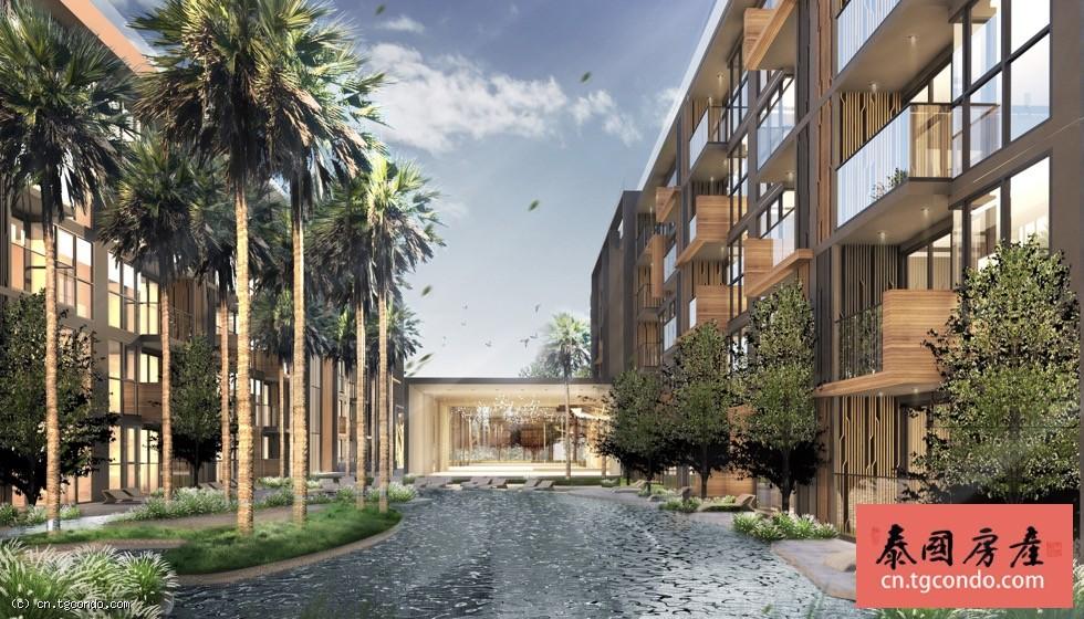 泰国普吉岛滨海豪华公寓