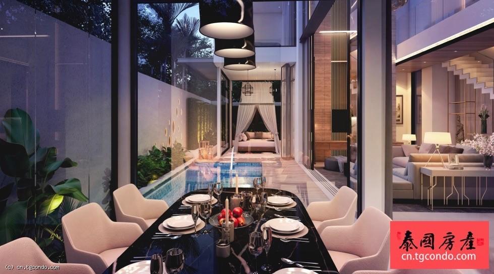 Panora Villa Phuket 泰国普吉岛潘诺拉海景泳池别墅