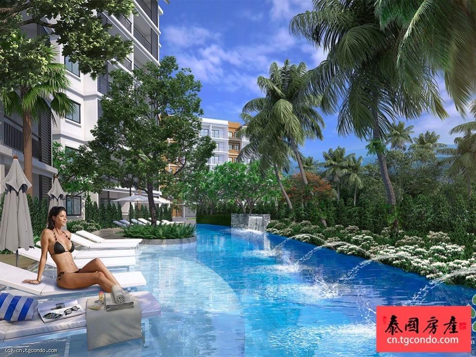 The Title Naiyang 泰国普吉岛奈杨海滩酒店公寓