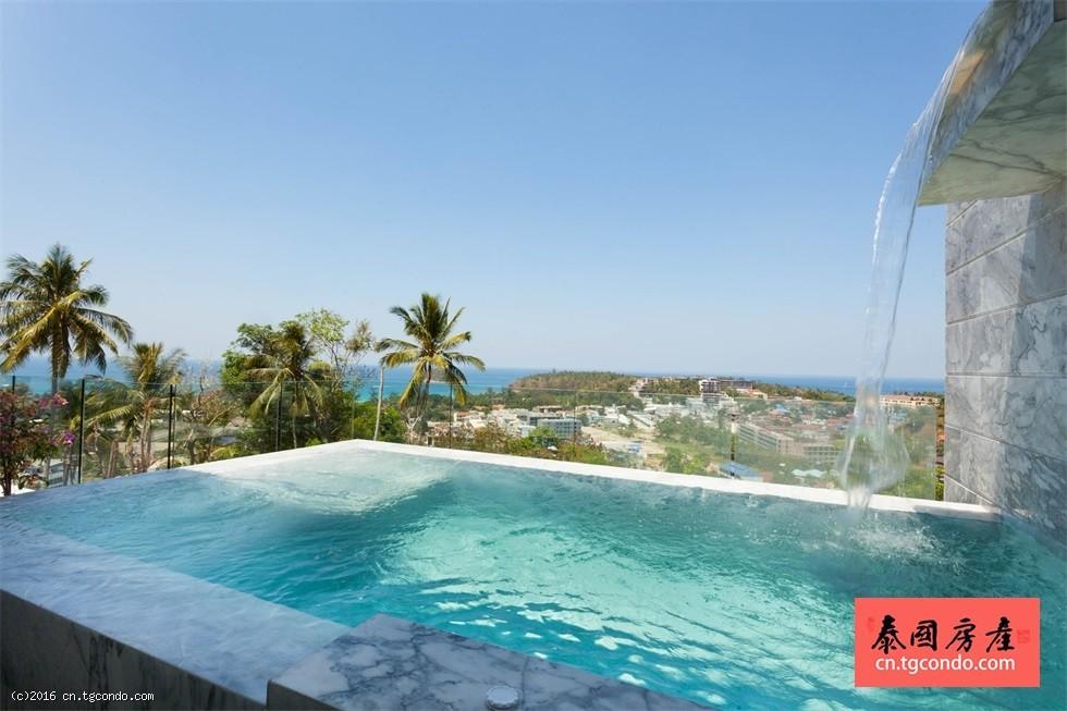 泰国普吉岛壮丽海景豪华别墅The view Phuket