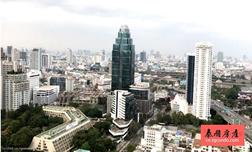 泰国曼谷奔集新完工楼盘两房:贵族·奔集 Noble Ploenchit