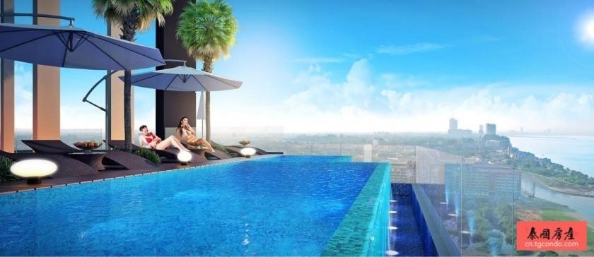 芭提雅海洋之心高层海景公寓Ocean Pacific官方视频