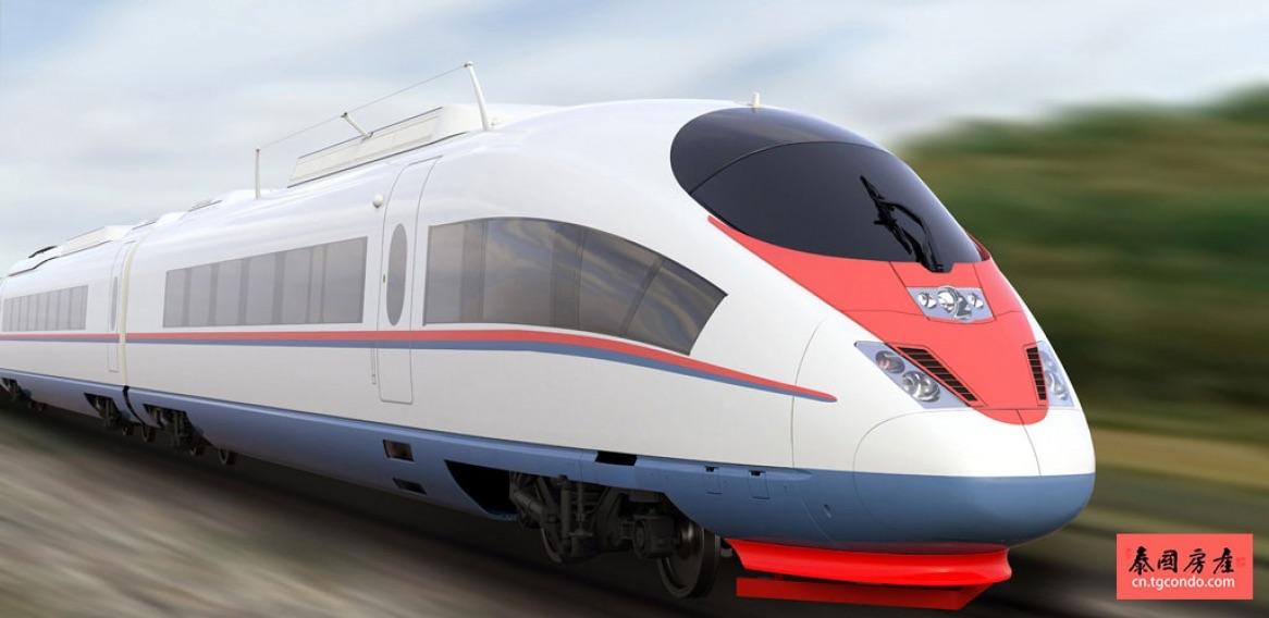 曼谷至华欣高铁线敲定 耗资将达900亿铢