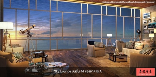 芭堤雅中心海奢华高层公寓centric sea官方视频