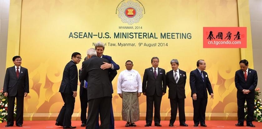 2014东盟-美国部长会议