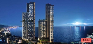 泰国芭提雅里维拉Riviera海景公寓