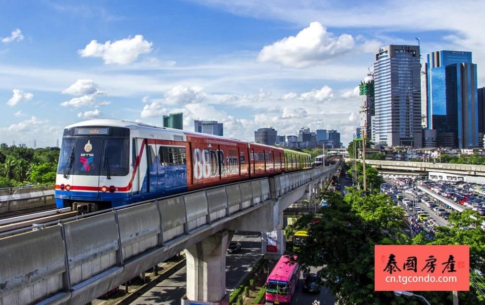 泰国轻轨捷运