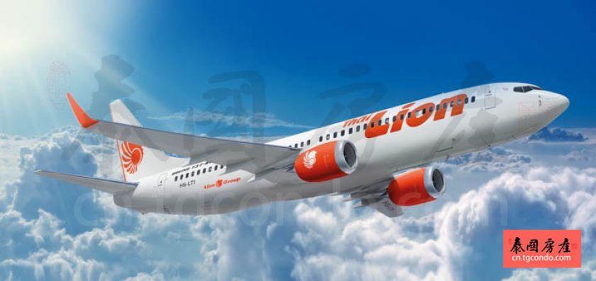 2018年赴泰国人数月均超百万航班量持续增长