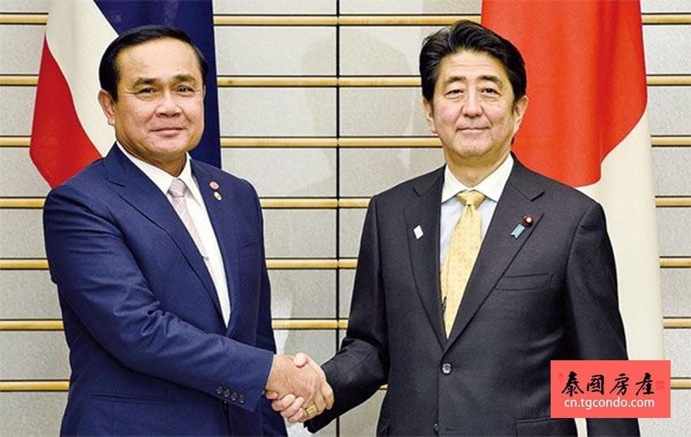日本泰国高铁合作