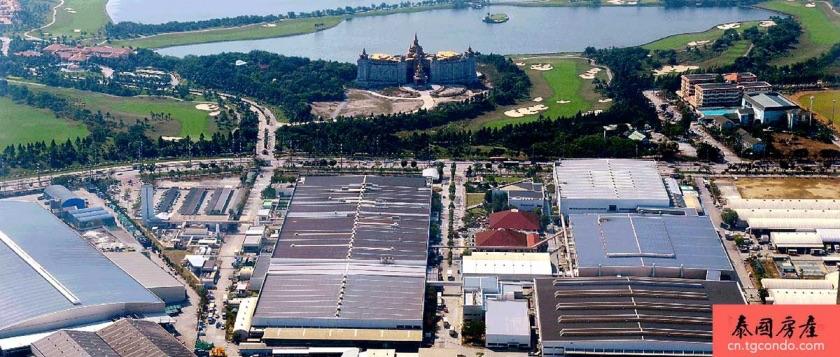 泰国Amata工业园