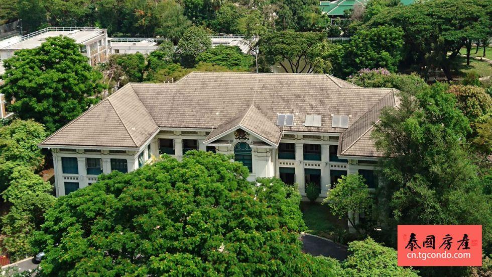 曼谷英国大使馆
