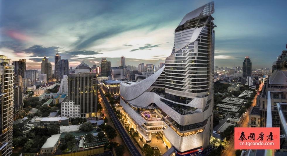 曼谷房地产黄金地段:奇隆区