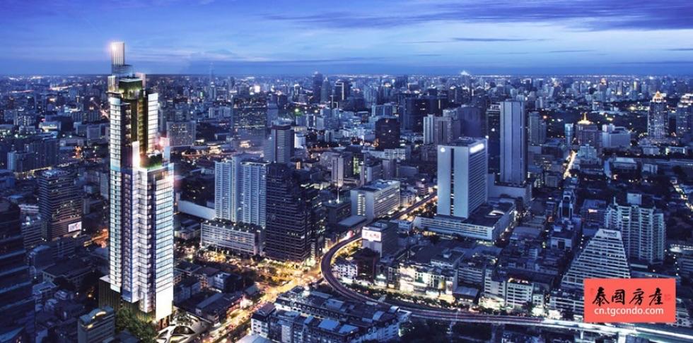 2016年泰国地价普遍上涨:曼谷是隆区地价最高
