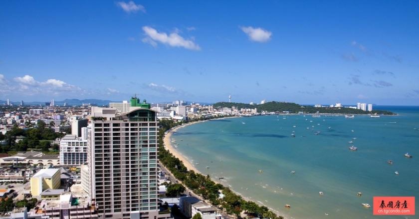 泰国著名滨海城市芭提雅