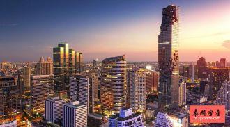 泰国曼谷被公认为全球领先国际都市,捷运网10年超越东京