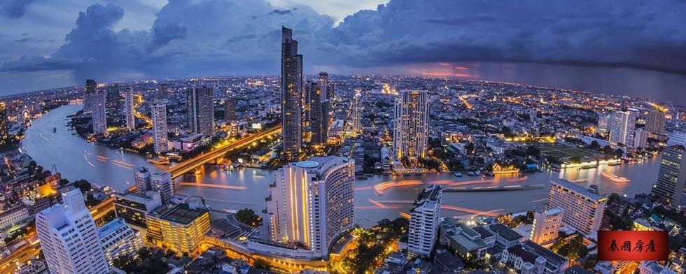 曼谷湄南河River大厦