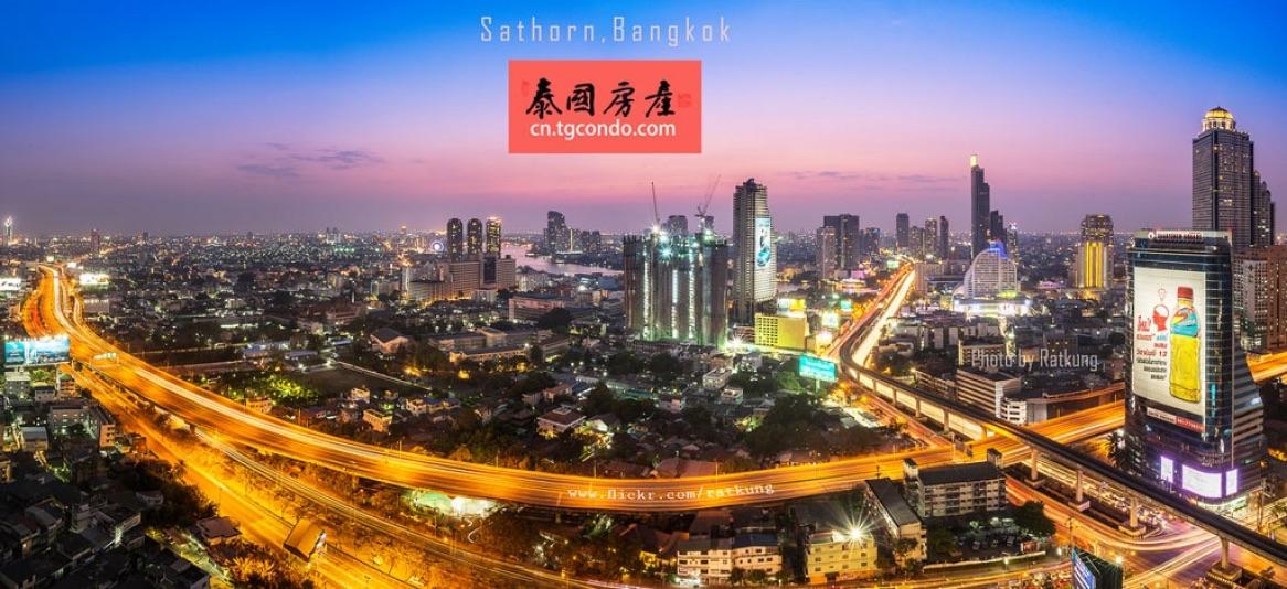 曼谷大众运输集团BTS加大房地产投资