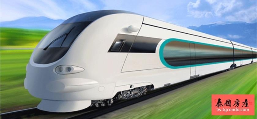 泰国高铁与中国正式签署合作合同