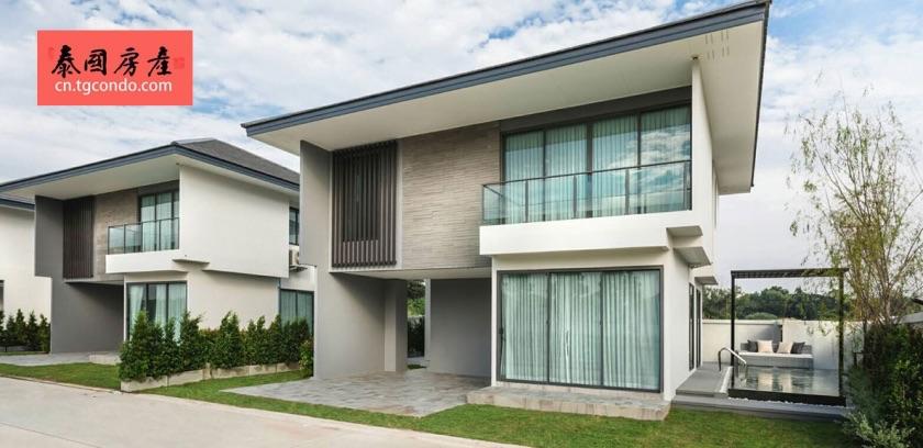 泰国芭提雅最新别墅Patta Village 2