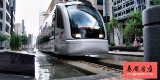 泰国清迈轻轨拟投资200亿铢改善交通,利好清迈房地产