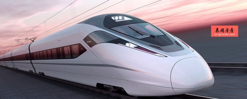 泰国高铁建设与中国合作 预计2016年开工