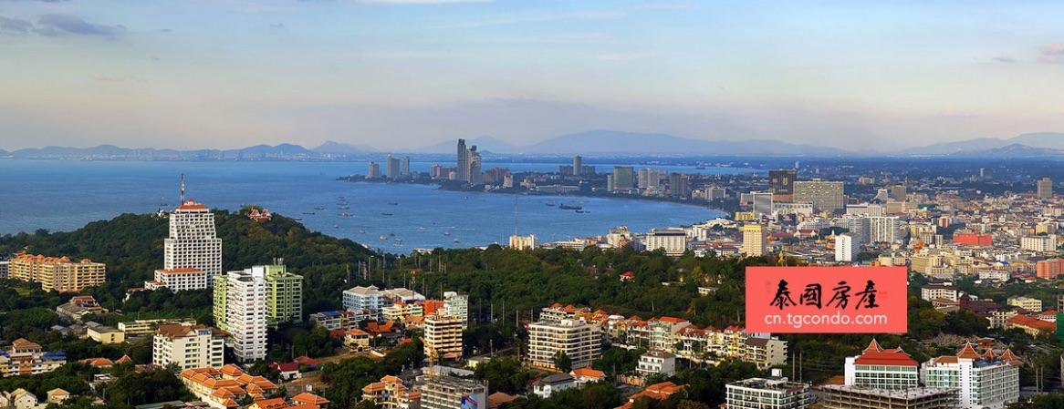 泰国芭堤雅市景