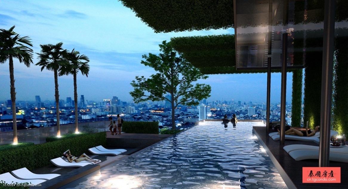 泰国房地产Fragrant Circle 2项目