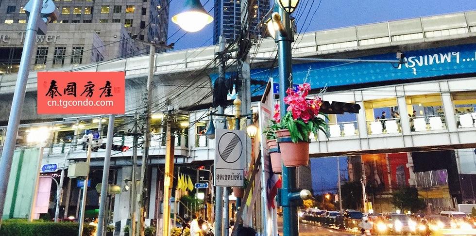 泰国曼谷电线