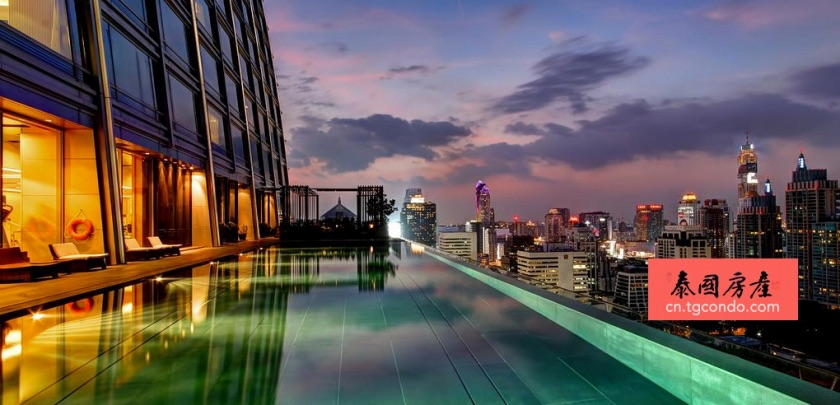 曼谷轻轨捷运公寓