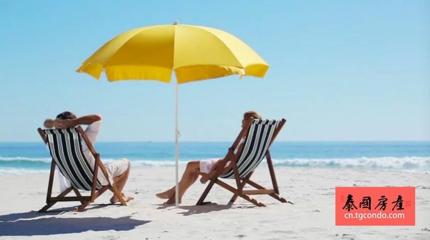 泰国起草开放5年签!抢占度假旅游养老市场