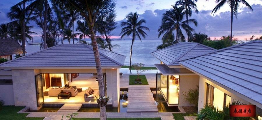 泰国购房问题